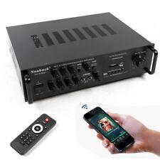 200W Surround Home Karaoke HiFi Power Stereo Amplifier HiFi Verstärker Bluetooth