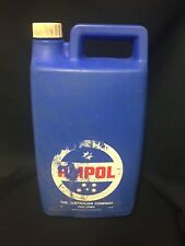 Ampol Southern Cross 5 Litre Oil bottle. great for Man Cave