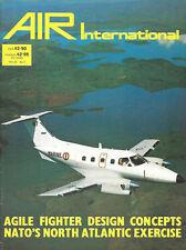 Air International V25 Brazil Xingu Northrop F-20 Tigershark Allison Merlin P51