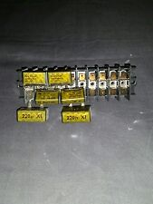 Essilor Alpha Gamma Edger terminal block with capacitors (bus bar)