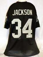 BO JACKSON OAKLAND RAIDERS SIGNED CUSTOM JERSEY JSA AUTHENTICATION