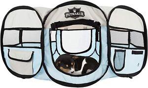 PETMAKER Portable Pop Up Pet Playpen