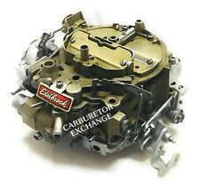Edelbrock Quadrajet 1903 Remanufactured Carburetor 795 CFM