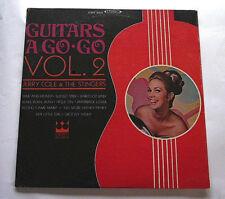 Original 1966 Sealed JERRY COLE & THE STINGERS GUITARS A GO GO VOL. 2 LP ST 553