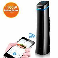 Sous Vide ,Cuisson Précision Télécommande par LED et Wifi App Cuisine de Aukuyee