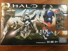 MEGA BLOKS HALO  PROMETHEAN WARRIORS 94 PIECES CNG64 NEW