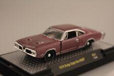 Dodge Super Bee Hemi 1970 limitato a 5.880 pezzi m2 1:64 OVP NUOVO