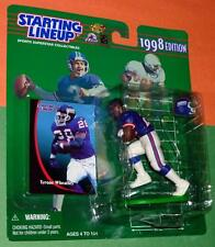 1998 TYRONE WHEATLEY #28 New York Giants Rookie - low s/h- sole Starting Lineup