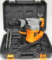 Heavy Duty Demolition Jack Hammer Concrete Breaker 1100w 15J