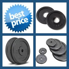 0.5KG A-GRADE CLUB Series Standard Size Incremental CAST IRON  GYM WEIGHT PLATE