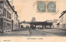 CPA 93 PETIT TREMBLAY LA PLACE