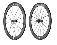 "GIANT SLR 1 Aero Carbon 55mm Wheel Set Racing Bike 700c 28"" Black, nur 1700g"