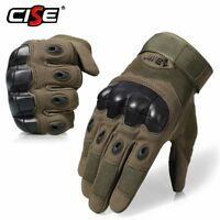Touch Screen Motorcycle Full Finger Gloves Motocross Protective Gear Motorbike