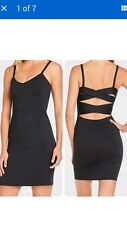 NWOT M  FABLETICS Black Malindi Compression Dress black