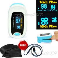 Pulso Dedo Oximetro Pulsioxímetro Saturimetro fingertip Spo2 Pulse Oximeter OLED