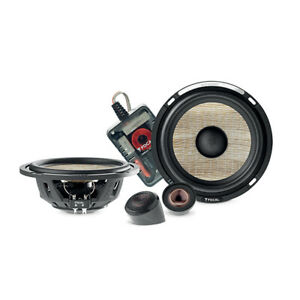 Focal Expert PS 165 FSE Slim 2-way component car speakers !NEW Flax EVO series!