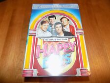 HAPPY DAYS 1-4 COMPLETE SEASONS 70's TV Comedy Series Classic 4 BOX DVD SETS NEW