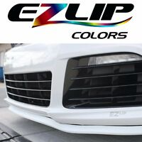 The Original EZ LIP COLORS WHITE UNIVERSAL BODY KIT AIR SPOILER EZLIP EASY