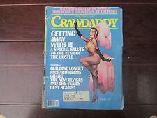 Crawdaddy Magazine - Issue 33982-081 February 1978 - Claudine Longet on cover