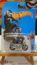 hot wheels Honda Monkey Z50 2016-115 (9002)