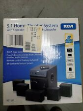 RCA RT151 5.1 Channel Home Theater System