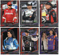 2017 Panini Torque Racing NASCAR - Base Set Cards - Choose From Card #'s 1-100