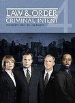 Law & Order: Criminal Intent - Season Four, Good DVD, Kathryn Erbe, Vincent D'On
