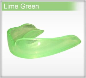 VOLT Gum Shield Boil Bite Mouth Guard All Sport Boxing MMA Rugby Football Hockey