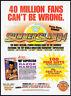 WWF: SUMMERSLAM '94__Orig. 1994 Trade print AD promo__RAZOR RAMON__Industry Only