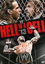 WWE: Hell in the Cell 2013 DVD Region 1, NTSC