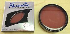 Mehron Paradise Makeup AQ 40g Red Face Paint, Body Paint