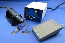 Dental Lab Micromotor 35000 RPM Table Motor Low Speed MARATHON III