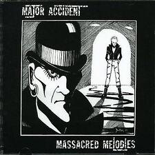 Major Accident - Massacred Melodies CD new U.K.