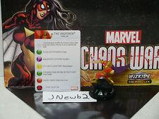 HeroClix Marvel Chaos War Super Rare #046 The Unspoken