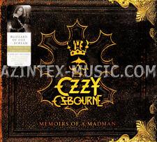 2 DISC Ozzy Osbourne - Memoirs Of A Madman 2DVD set
