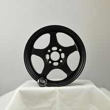 ROTA WHEEL SLIPSTREAM 15X7  4x114.3 40 73 FB PRELUDE INTEGRA R 12.7 LBS LAST SET