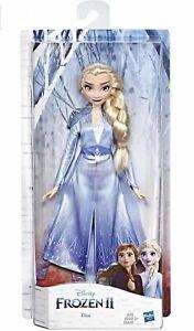 Disney Frozen 2 Elsa Doll - Hasbro Fashion Doll Toy - Brand new, Free post!