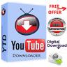Youtube zu MP3/MP4 Converter Video Downloader Online website!!