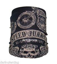 Speed Junkies Halstuch Bandana Biker Tuch Motorrad Sturmhaube Schlauchtuch (68)