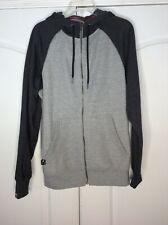 $79 NWOT Russell Athletic hoodie sweatshirt jacket gray M/L unisex