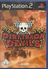 Dirt Track trilla (Sony PlayStation 2, 2004, DVD-box) - muy buen estado