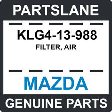 KLG4-13-988 Mazda OEM Genuine FILTER, AIR