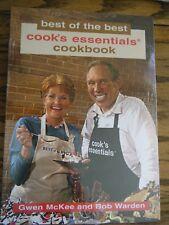 NEW - Best of the Best Cook's Essentials Cookbook
