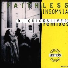 Faithless Insomnia (DJ Quicksilver Remixes, 1995/96) [Maxi-CD]