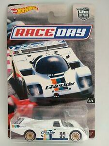 Hot Wheels Race Day Porsche 962 GReddy