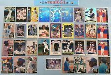 1991+ Oddball-Brand KEN GRIFFEY JR Lot x 34   Holograms SPs Classic   HOF Batch