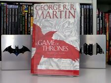 Dynamite Comics George R R Martin A Game Of Thrones Vol.1 Graphic Novel Hardback