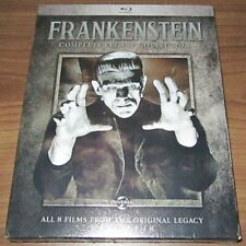 Frankenstein Complete legacy Collection ~ 8 Films, 1931 to 1948 ~ Blu-ray,  New
