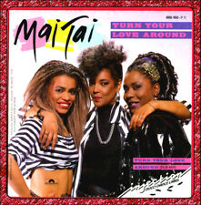 "Mai Tai TURN YOUR LOVE AROUND - aus 7"" Sammlung 1986"