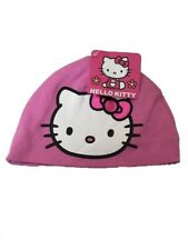 71dab23cc Hello Kitty Pink Baby Girl Beanie Hat One Size